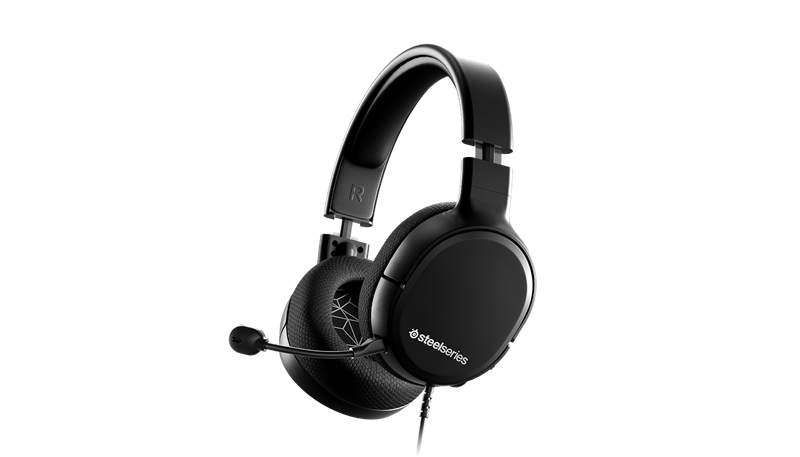 SteelSeries Arctis 1 All-Platform Wired Gaming Headset (61427) _919KT