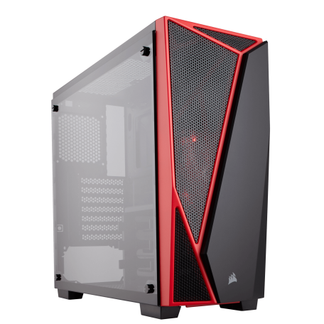 Case Corsair Carbide Series® SPEC-04 Tempered Glass Mid Tower Gaming (CC-9011117-WW) _1118KT