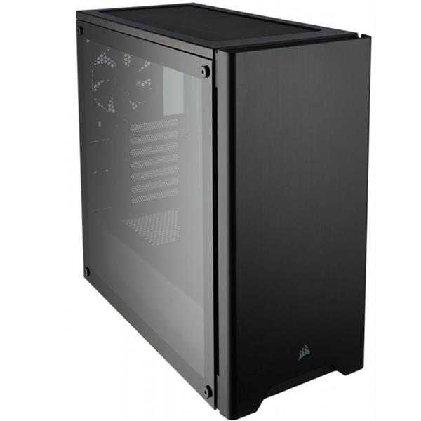 Case Corsair Carbide Series 275R Tempered Glass Mid Tower Gaming (CC-9011132-WW) _1118KT