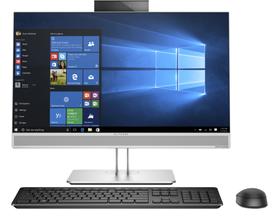 HP All In One EliteOne 800 G4 (4ZX64PA) | Intel® Core™ i5 _8500 _ 8GB _1TB_ VGA INTEL _23.8 inch Full HD IPS _918F