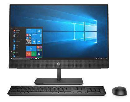 AIO HP ProOne 400 G5 (8GB63PA) | Intel® Core™ i3 _9100T _4GB _256GB SSD PCIe _VGA INTEL _Win 10 _Full HD IPS Touch Screen _0320EL
