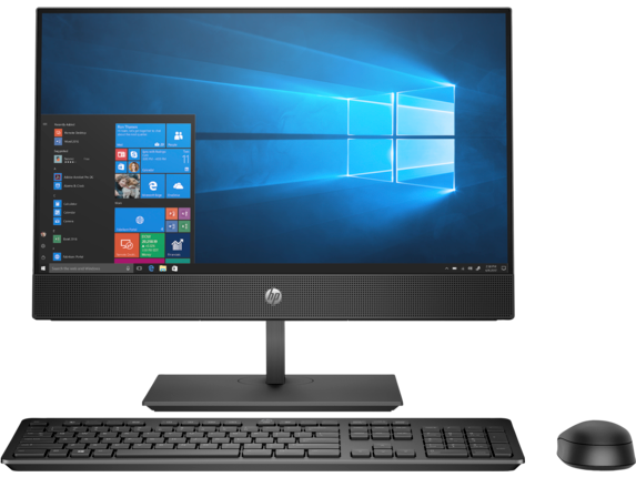 AIO HP ProOne 600 G5 (8GG99PA) | Intel® Core™ i7 _ 9700 _8GB _256GB SSD PCIe _VGA INTEL _Win 10 _Full HD IPS Touch Screen _0320EL