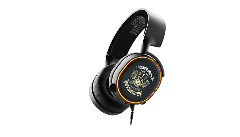 Tai Nghe Gaming Steelseries Arctis 5 PUBG Edition (61510) _1118KT