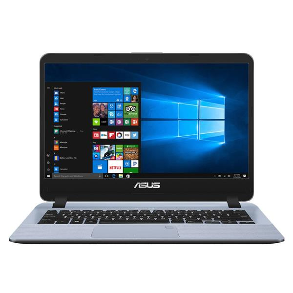 Asus X407UA BV344T Intel® Core™ i3 _8130U _4GB _1TB _VGA INTEL _Win 10 _Finger _1218S