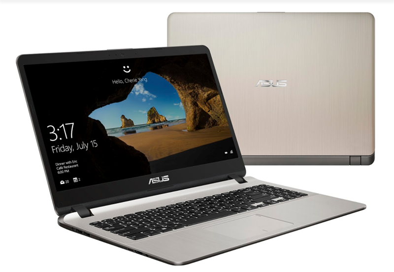 Asus X507UB BR354T Intel® Core™ i7 _8550U _4GB _1TB _NVIDIA® GeForce® MX110 with 2GB _Win 10 _Finger _1218D