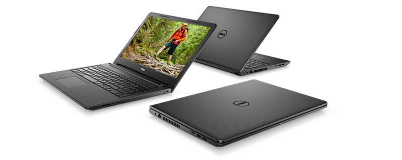 Dell Inspiron 3576S (N3576A) Intel® Core™ i3 _8130U _4GB _240GB SSD _VGA INTEL