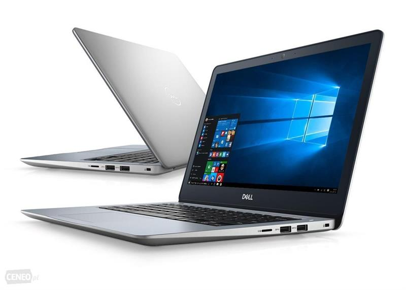Dell Inspiron 5370 (N3I3002W-S) Intel® Core™ i3 _8130U _4GB _128GB SSD _VGA INTEL _Win 1O _Full HD IPS _Silver _ LED KEY_1018P