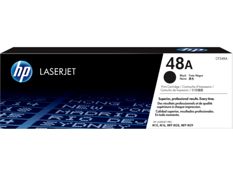 HP 48A Black Original LaserJet Toner Cartridge (CF248A) _219EL