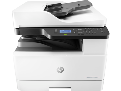 HP LaserJet MFP M436nda Printer (W7U02A) _919F