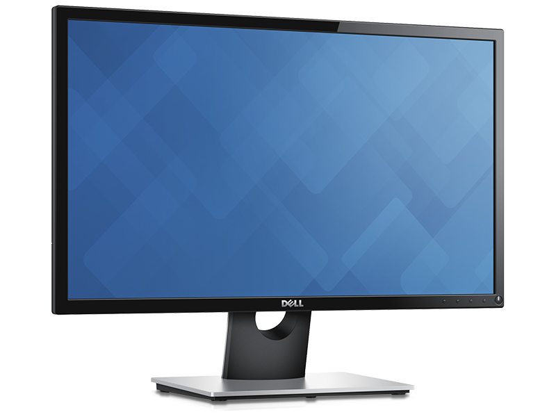 Màn Hình - LCD DELL E2416H _ 24 inch Full HD (1920x1080) LED Anti Glare _ DisplayPort _ VGA _ 4163PS
