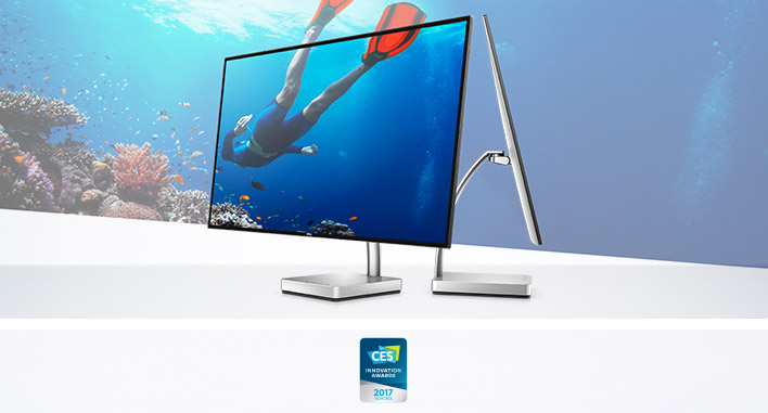 Màn Hình - LCD DELL S2718D (2WFN1) Ultrathin Monitor 27 inch 2K (2560 x 1440‎) IPS LED Anti Glare Monitor _USSB _VGA _HDMI _Speaker _618D