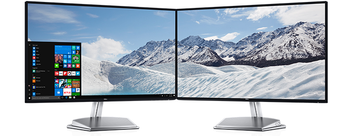 Màn Hình - LCD DELL S2718H (NV390) 27 inch Full HD (1920 x 1080) IPS LED Anti Glare Monitor _VGA _HDMI _Speaker _618D