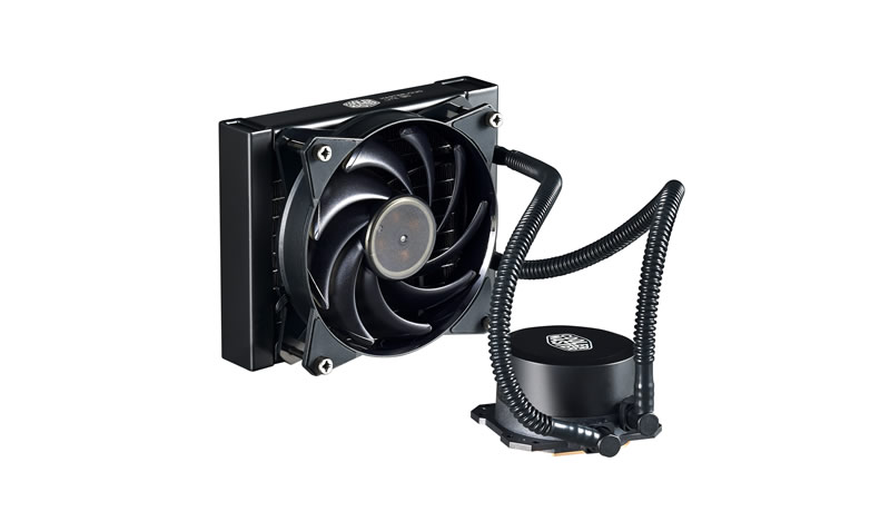 Fan CPU Cooler Master MasterLiquid Lite 120 121017