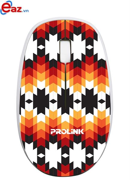 Mouse Wireless ProLink PMW5007 - 2.4GHz - 1600 DPI