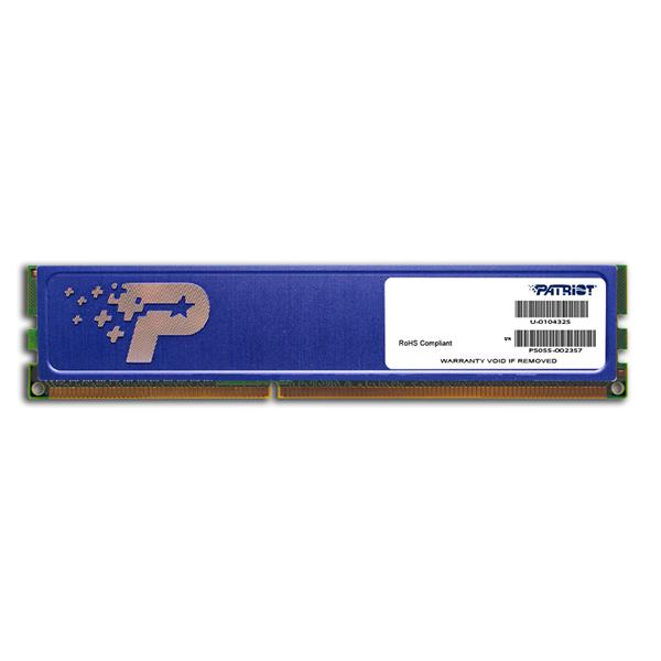Patriot 4GB Signature Line DDR4 Bus 2133MHz DIMM (PSD44G213381H) 817MC