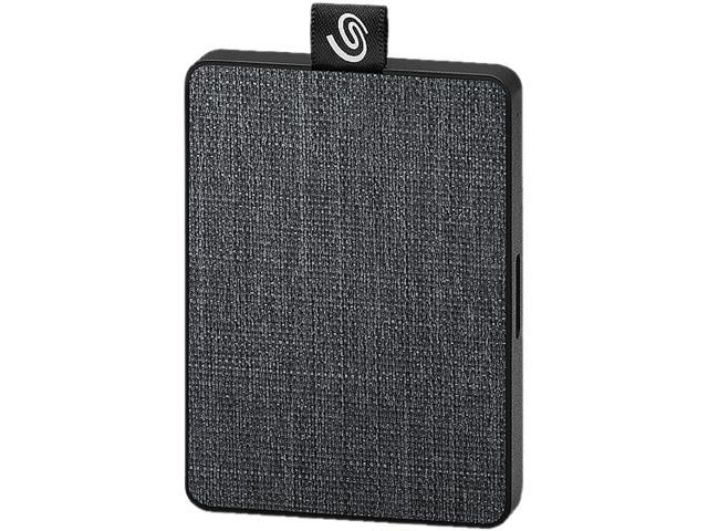 Seagate 500GB One Touch USB 3.0 Ultra Portable Solid State Drive (STJE500400) _1019D