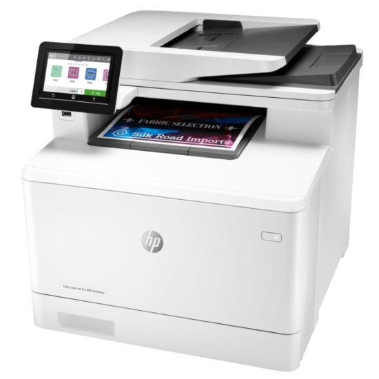HP Color LaserJet Pro MFP M479FNW Printer (W1A78A) _0320EL
