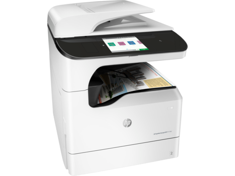 Máy In Đa Chức Năng HP PageWide Managed Color MFP P77750z (W1B37D) 718EL
