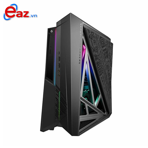 PC Asus ROG Huracan G21CX VN006T | Intel Core i5 _9400 _8GB _512GB SSD PCIe _NVIDIA GeForce RTX 2060 with 8GB GDDR6 _Win 10 _1019D