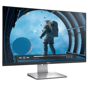 "DELL S2715H (K4TPJ) 27"" (1920x1080)_Glossy_USB_Headphone _VGA_HDMI_IPS_9151WD"